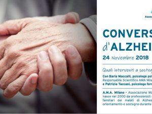 Conversando d'Alzheimer